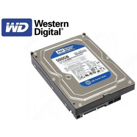 500GB Western Digital HDD