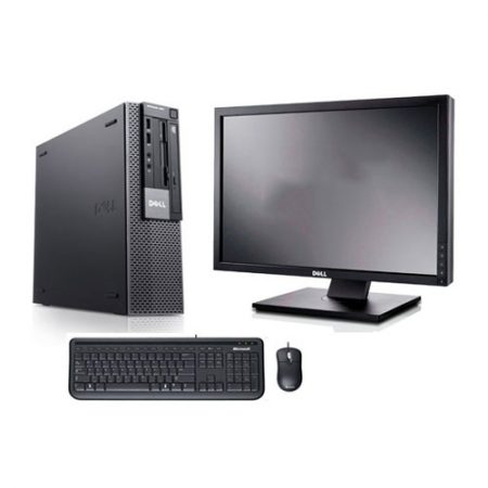 Dell Optiplex 960 Desktop Core i3 3.2GHZ 4GB 500GB Complete System