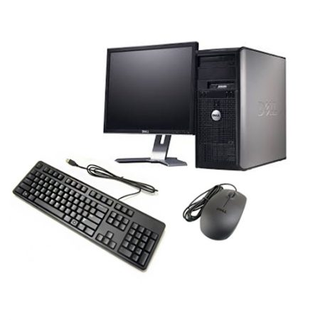 Dell Optiplex 755 Tower Core2 Duo 3.0GHZ 2GB 160GB Complete System