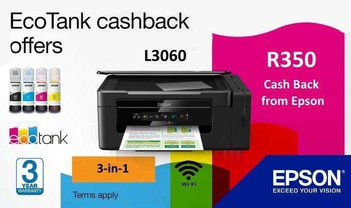 Image result for Epson L3060 WiFi Print Scan Copy Printer