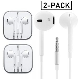 Apple Premium Earbuds Stereo Headphones for Android Phones